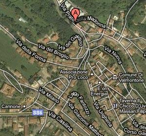Mappa Sede Ufficio